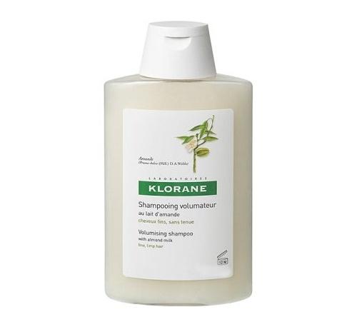 Klorane champu a la leche de almendras (1 envase 400 ml)