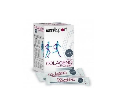 Colageno con magnesio + vit c - ana maria lajusticia (20 sticks)