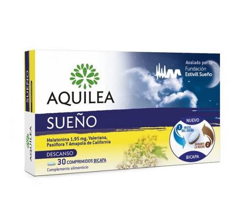 Aquilea sueño (1,95 mg 30 comprimidos)