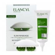 Elancyl activ gel masaje anticelulitico y guante (1 envase 200 ml)