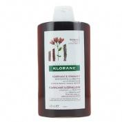 Klorane champu a la quinina con vitaminas b (1 envase 400 ml)