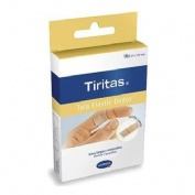 Tiritas elastic - aposito adhesivo (textil x-large 16 apositos)