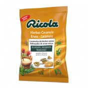 Ricola caramelos sin azucar hierbas - caramelo (1 envase 50 g)