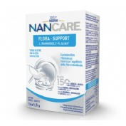 Nan care flora support (14 sobres x 1.5 g)