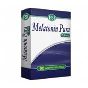 Melatonin pura (1,9 mg 60 tabletas)