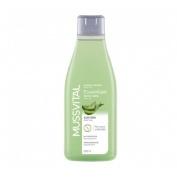 Mussvital essentials gel baño aloe 750ml