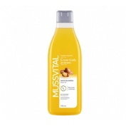 Mussvital essentials gel de baño aceite de argan (1 envase 750 ml)