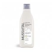Mussvital essentials gel de baño original (1 envase 750 ml)