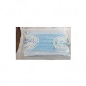 Mascarilla quirurgica adultos paquetes 10 u. blanco , negro , azul claro