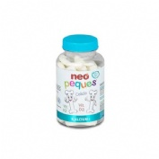 Neo peques kalcium + caramelos masticables (30 caramelos de goma)
