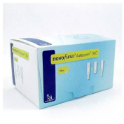Aguja de insulina - novofine autocover (30g (0.3 mm  x 8 mm) 100 u)