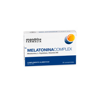 Mandri melatonina complex 30 comp