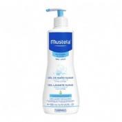 Mustela gel de baño suave (1 envase 500 ml)